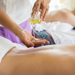 the best oil for massage